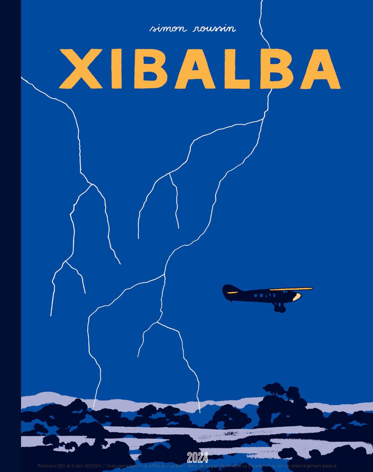 Xibalba - Simon ROUSSIN - 2024
