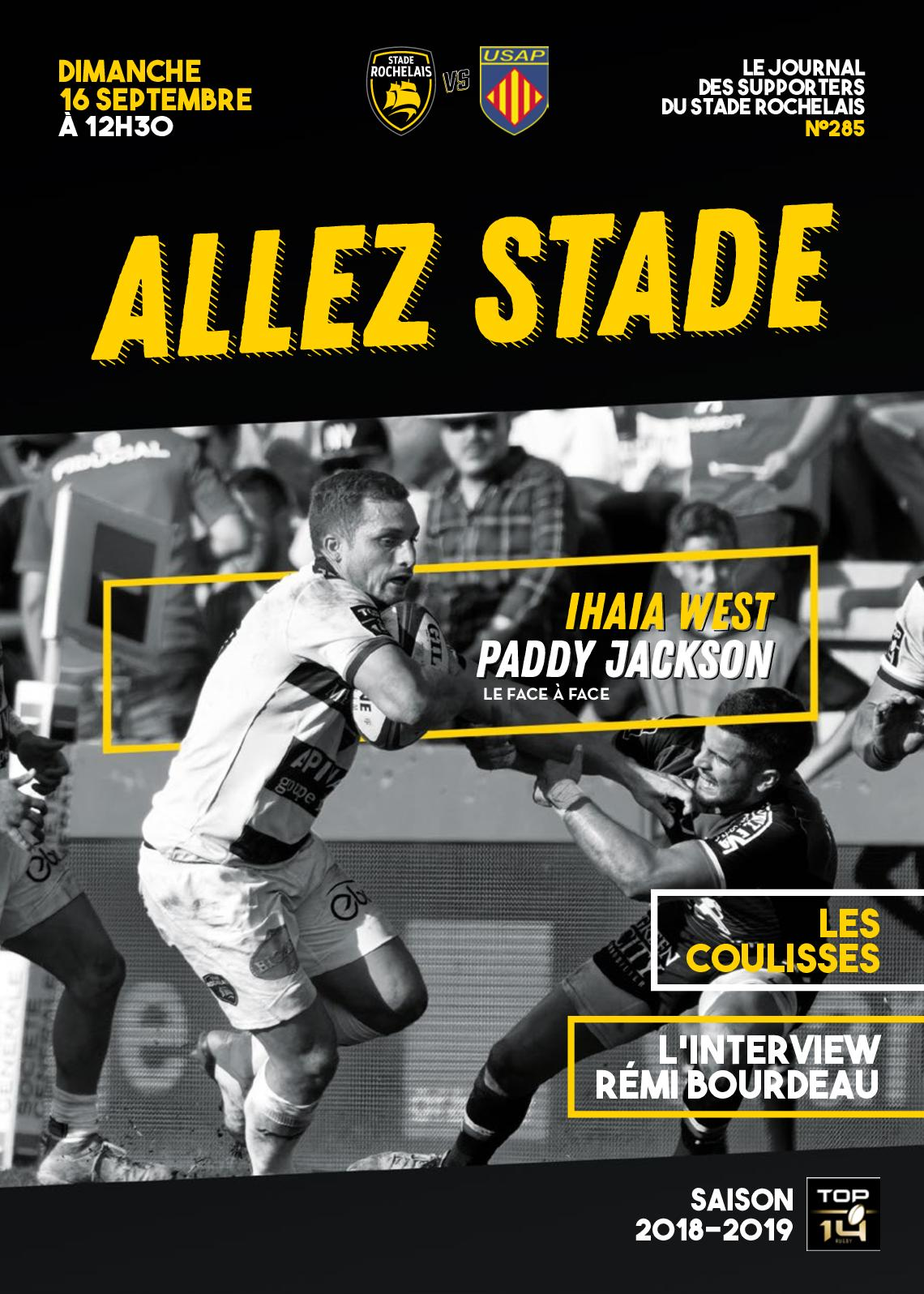 ALLEZ STADE N°285
