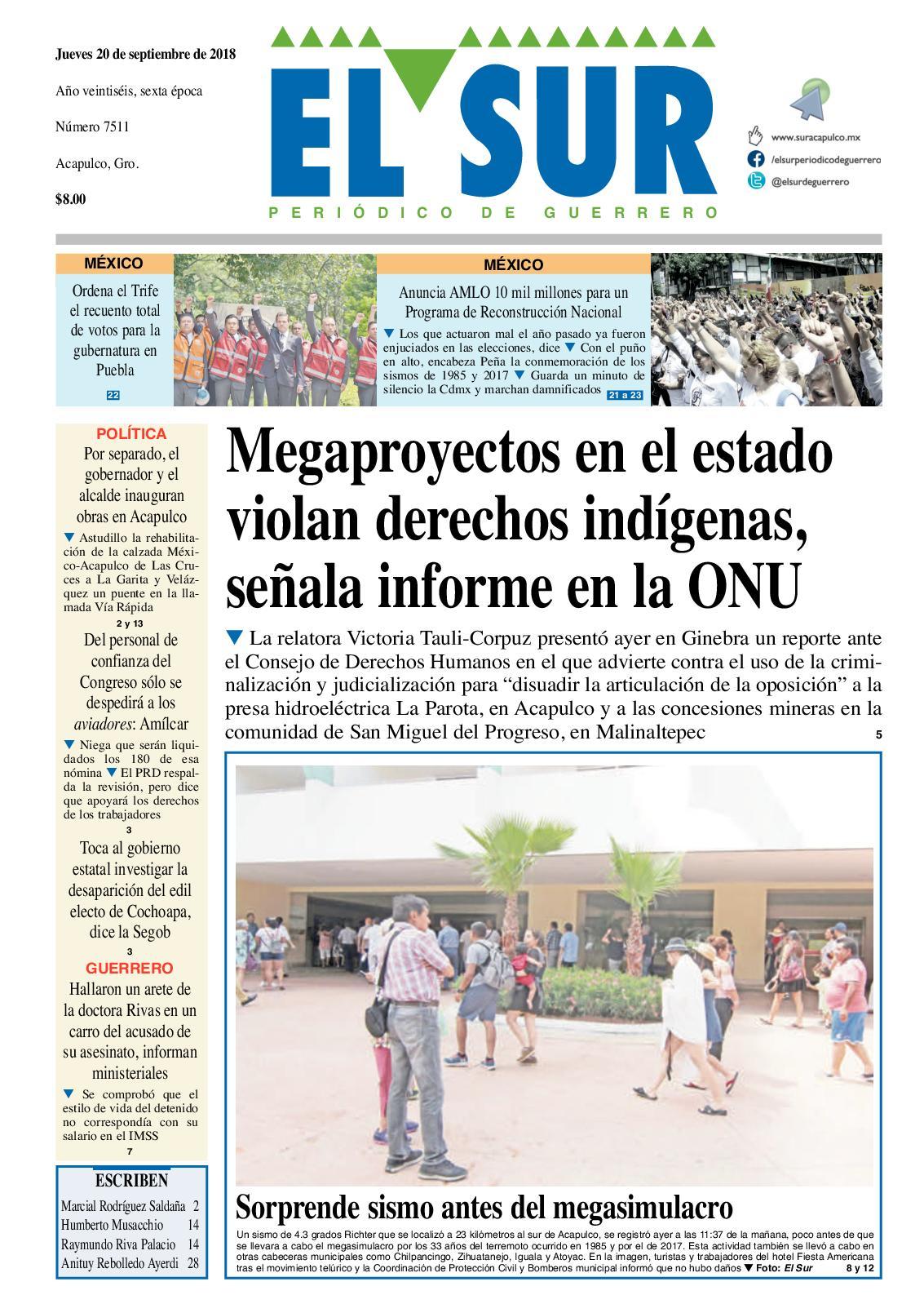 Calaméo - Impreso 20092018