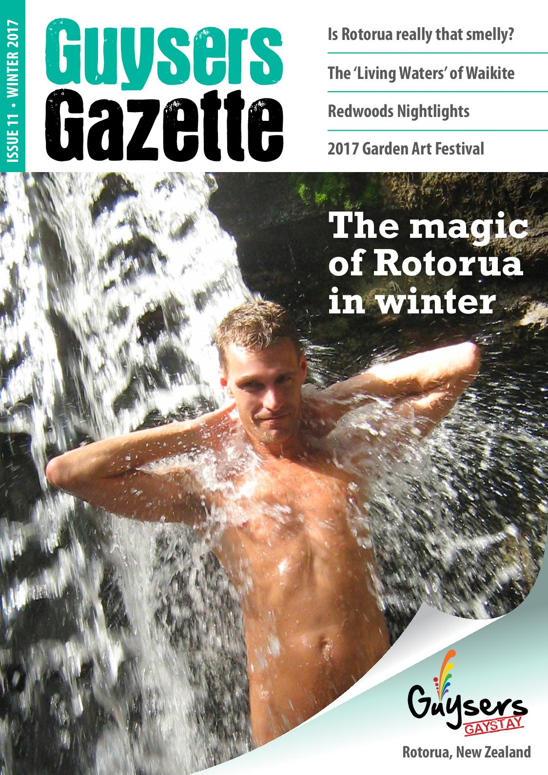 Gay naturist new zealand