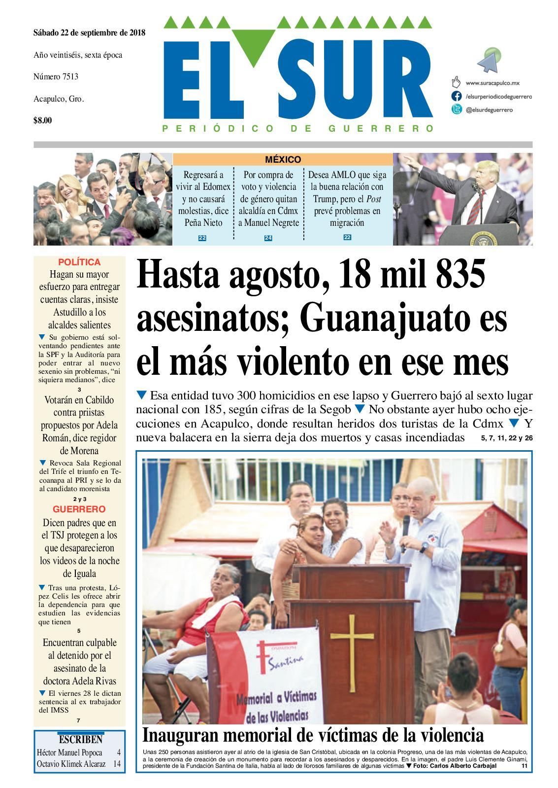Calaméo - Impreso 22092018
