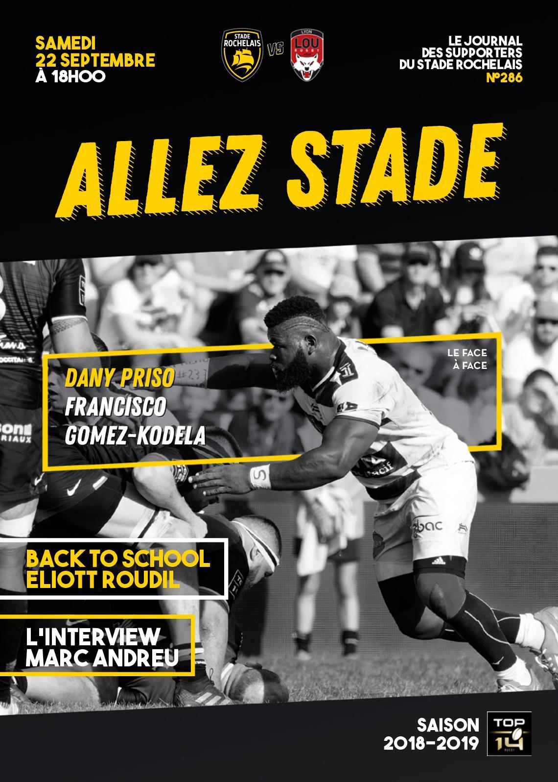 ALLEZ STADE N°286