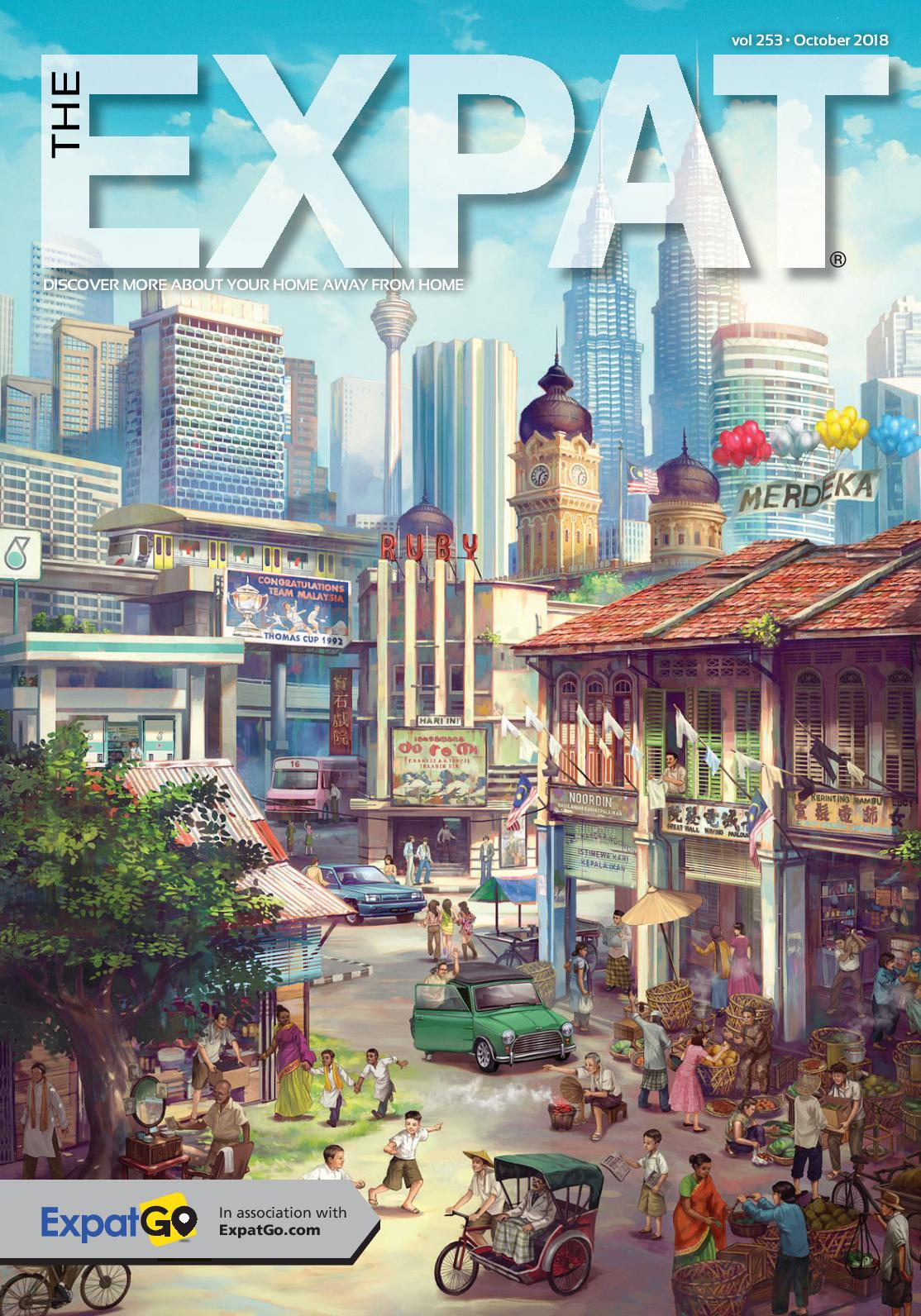 Calameo The Expat October 2018