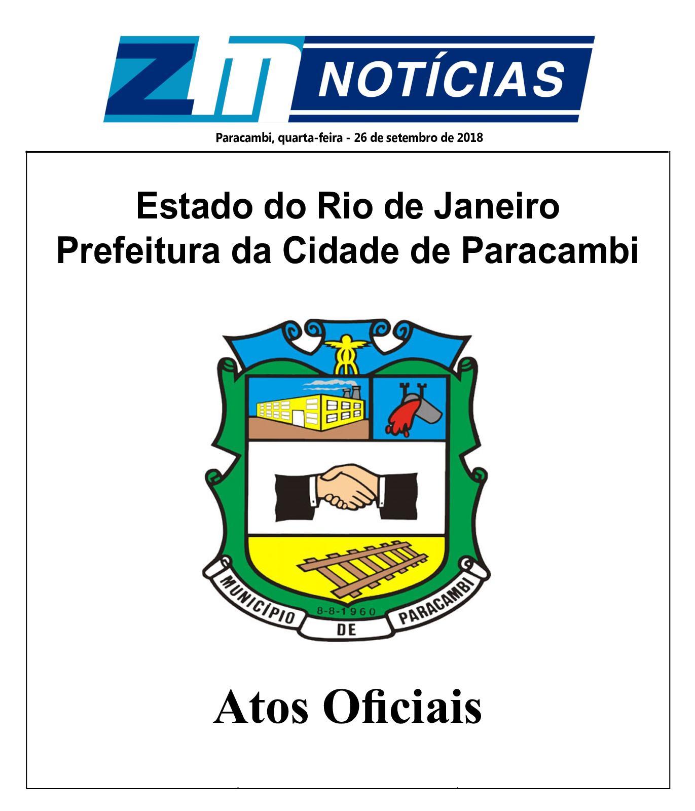 P M P Atos Oficiais 260918