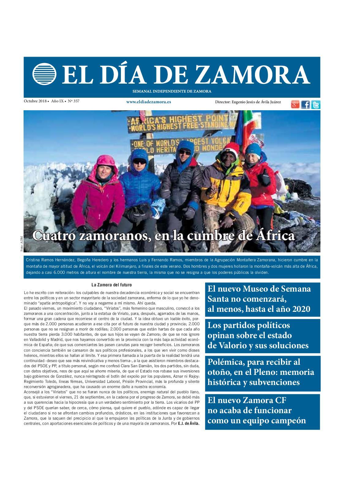 Calaméo - El Día de Zamora nº 357 1f6c314cb80