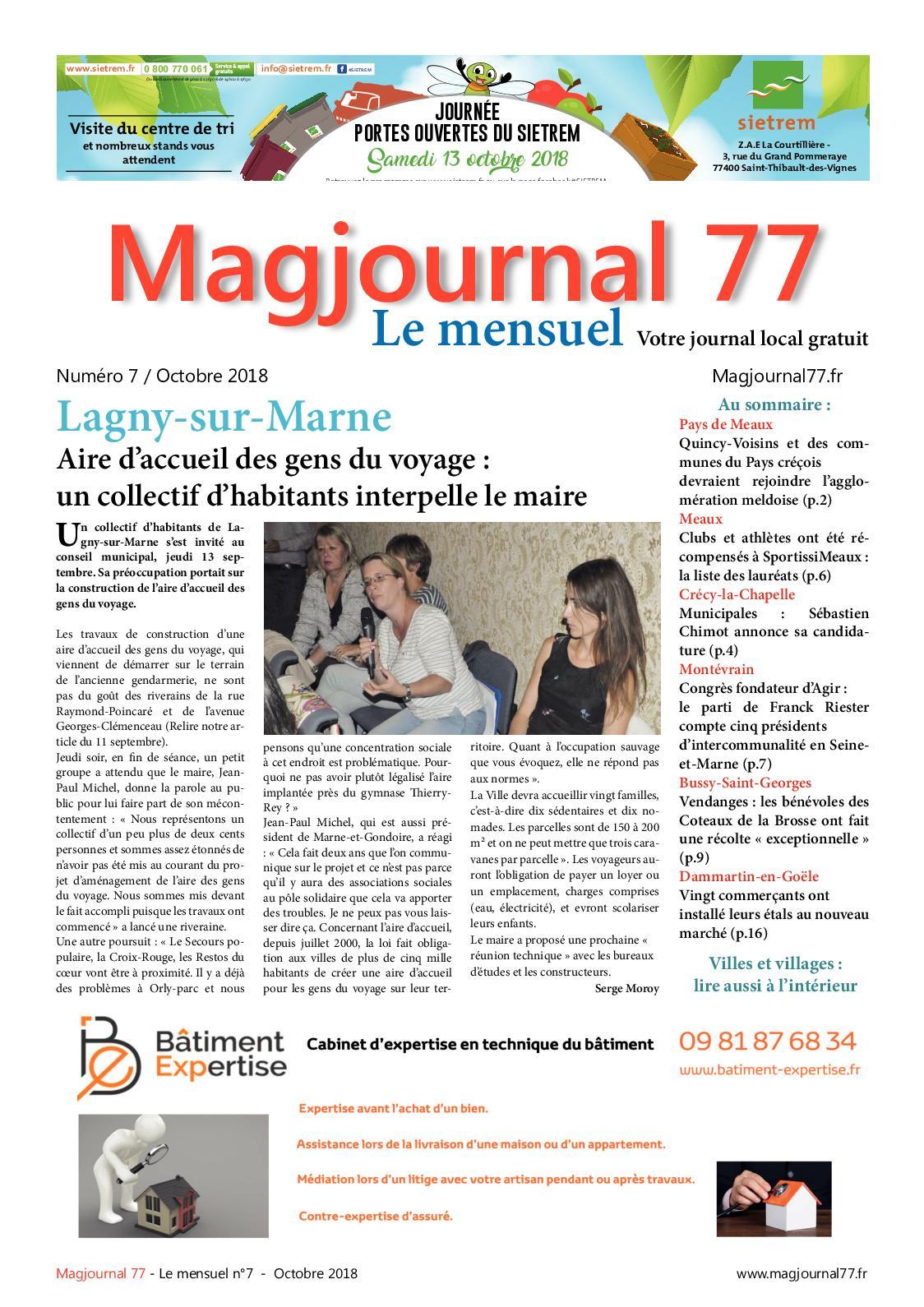 b30798dc6f7089 Calaméo - Le Mensuel N° 7 - Octobre 2018