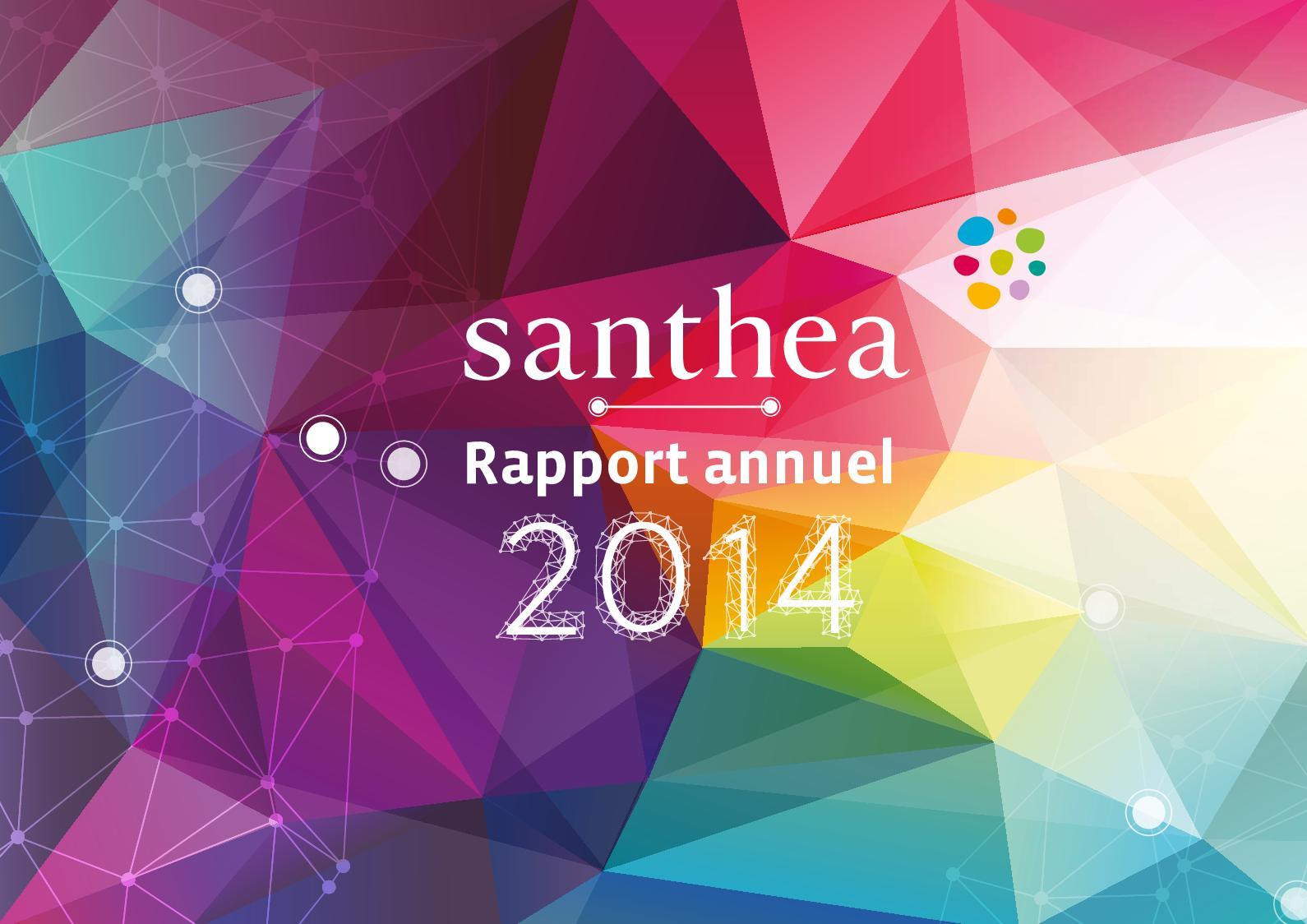 Calaméo santhea rapport 2014