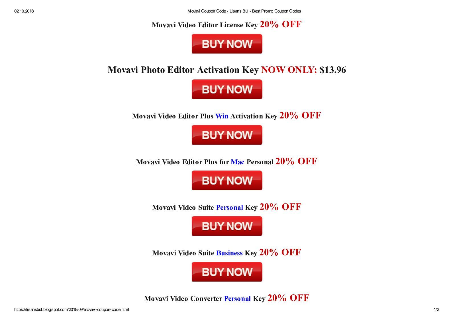movavi activation key code