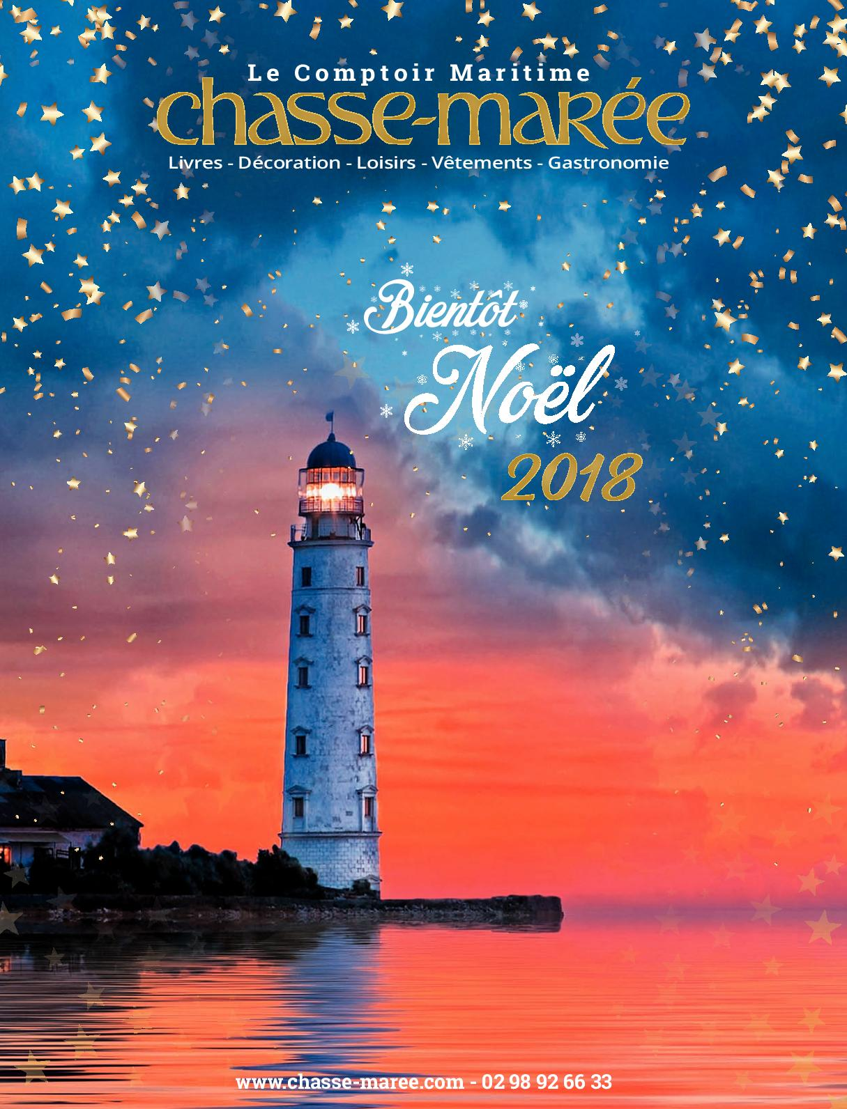 Calaméo - Catalogue Comptoir Maritime Chasse-Marée Noël 2018 cf7cdae78139