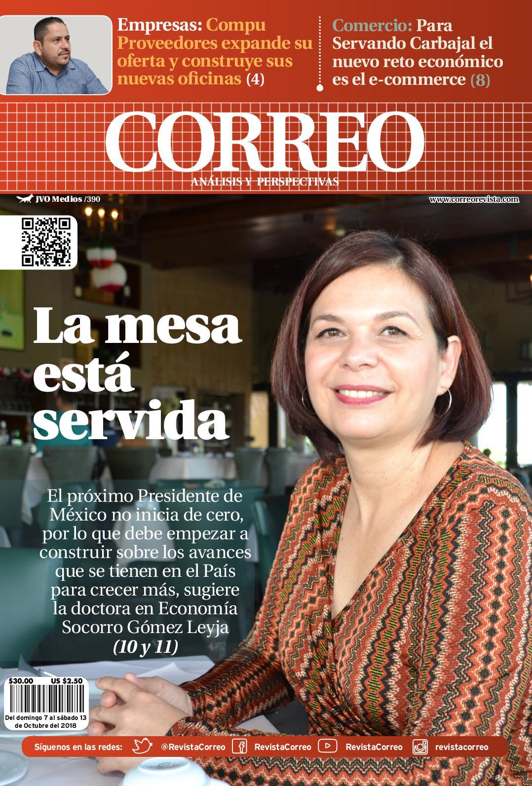 Revista Correo 390