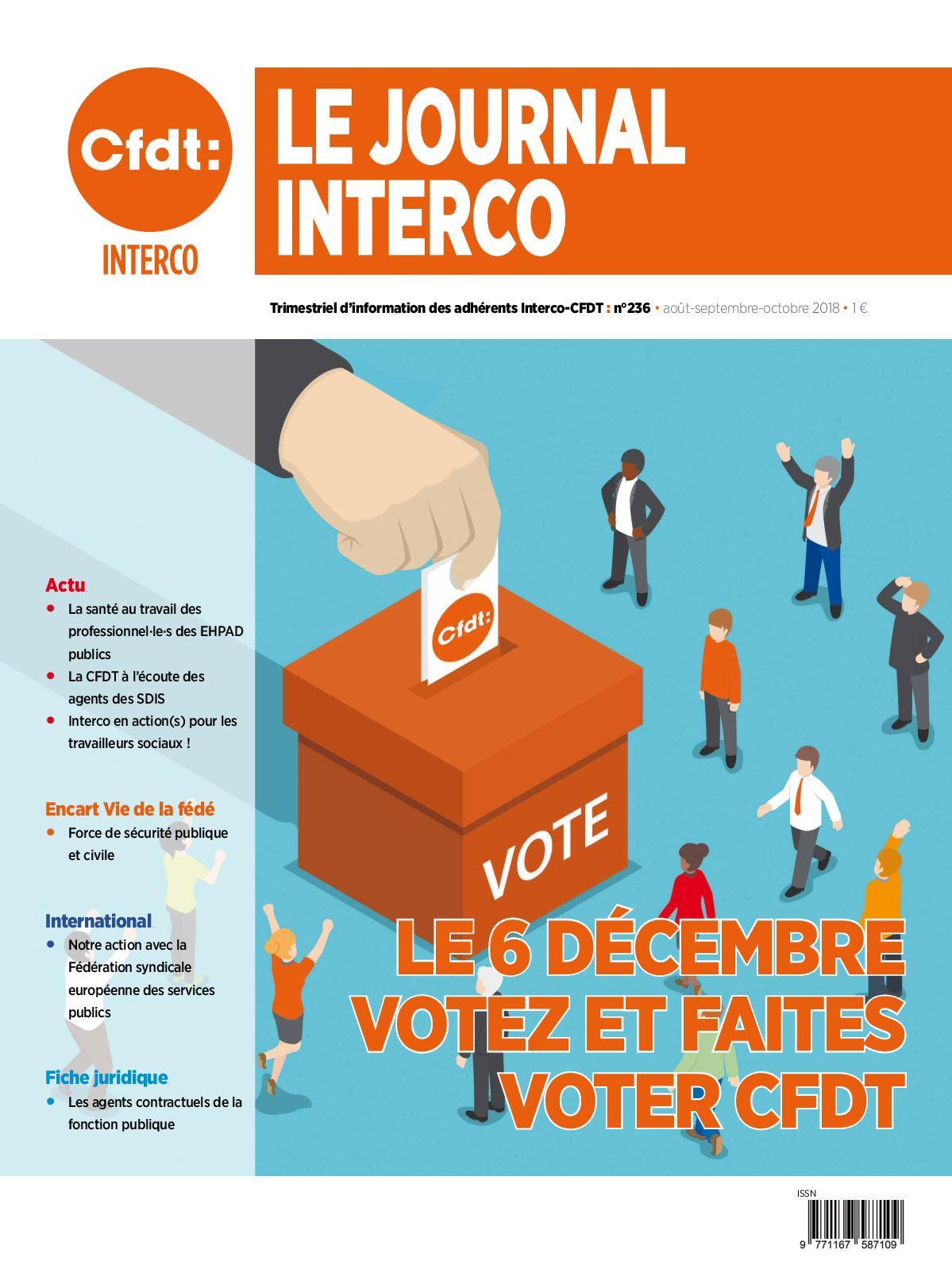 9091826083d Calaméo - Le Journal Interco n° 236 (août-septembre-octobre)cton