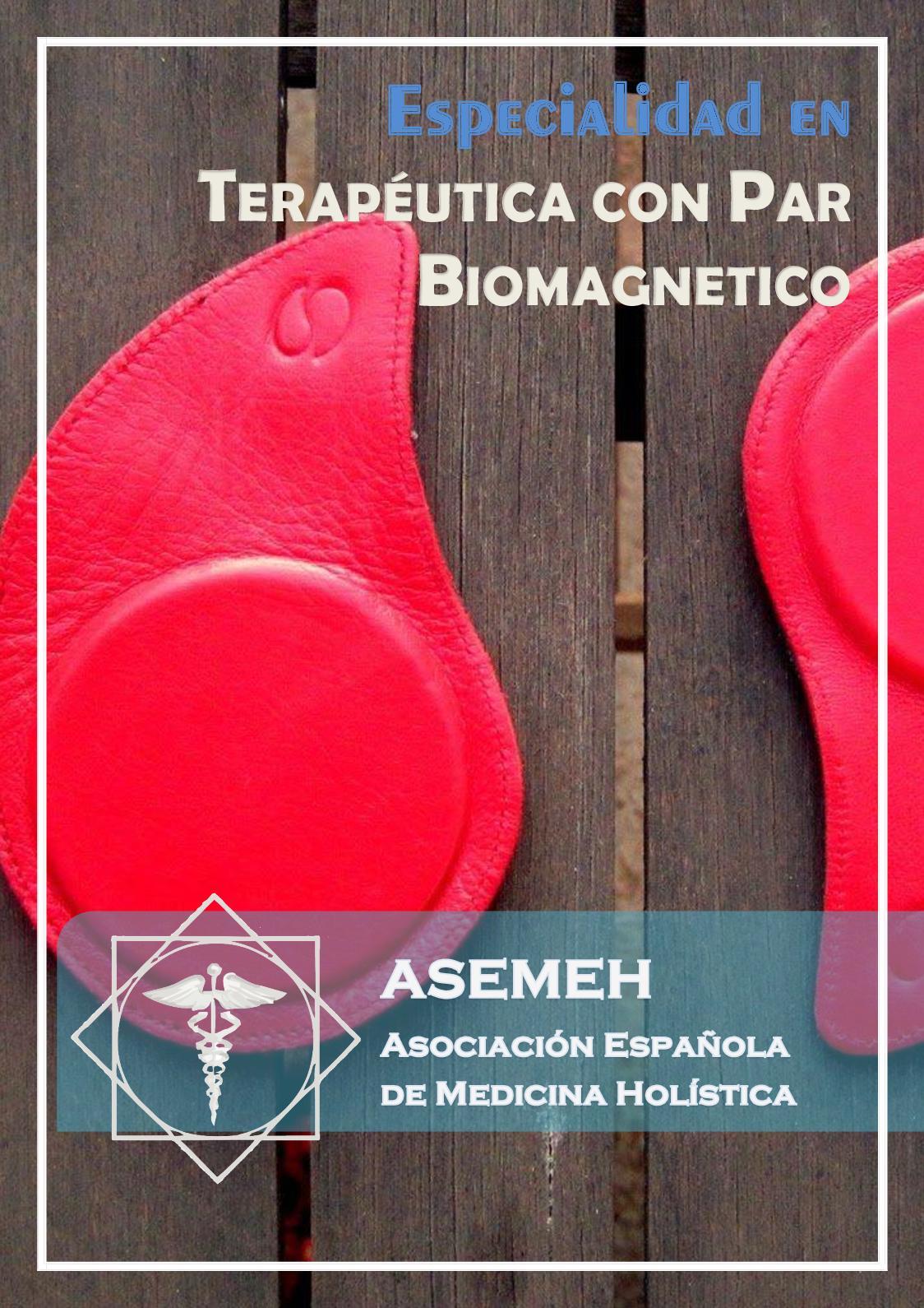 Terapéutica con Par Biomagnetico, Esp.