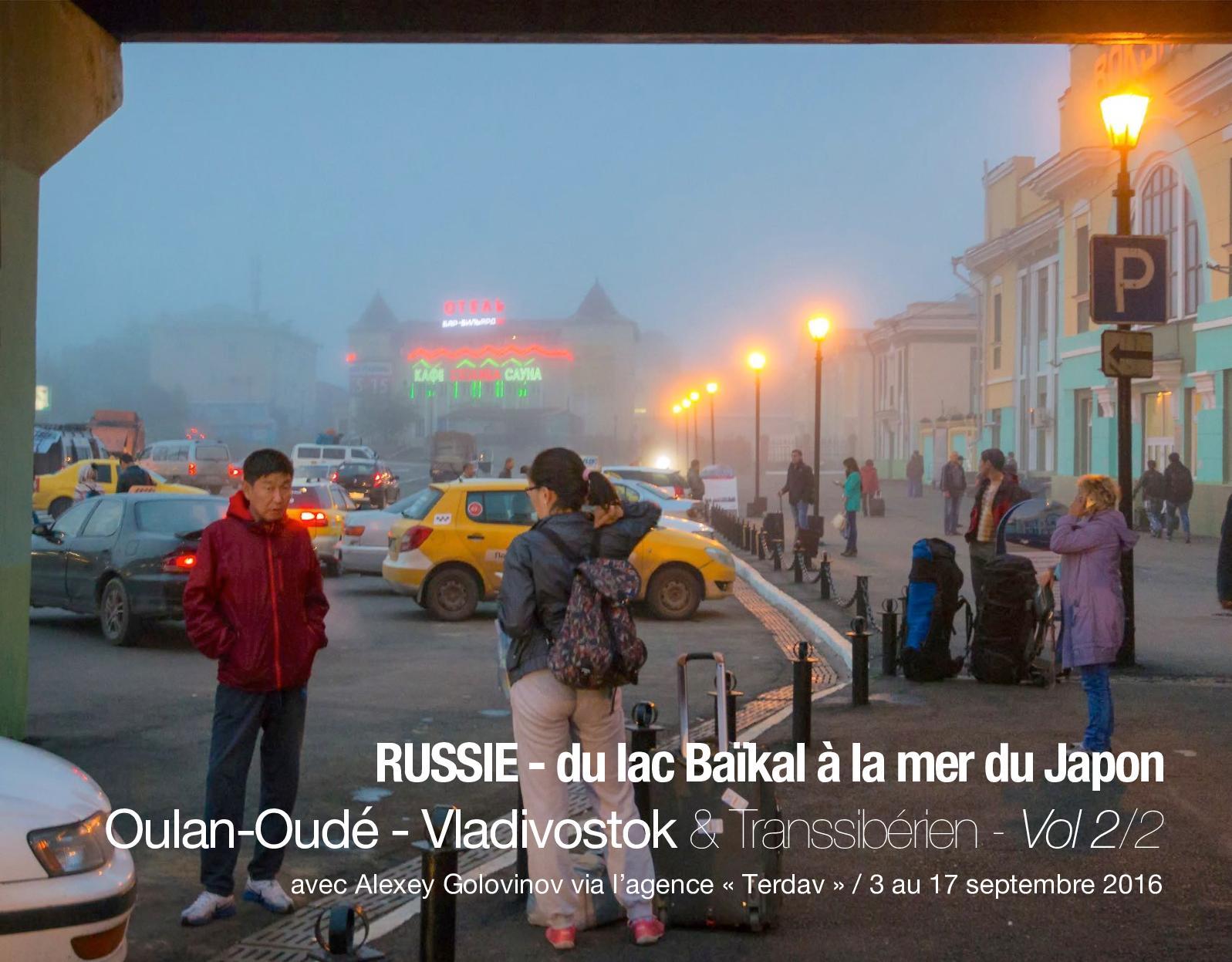 Russie Vol2 Transsibérien