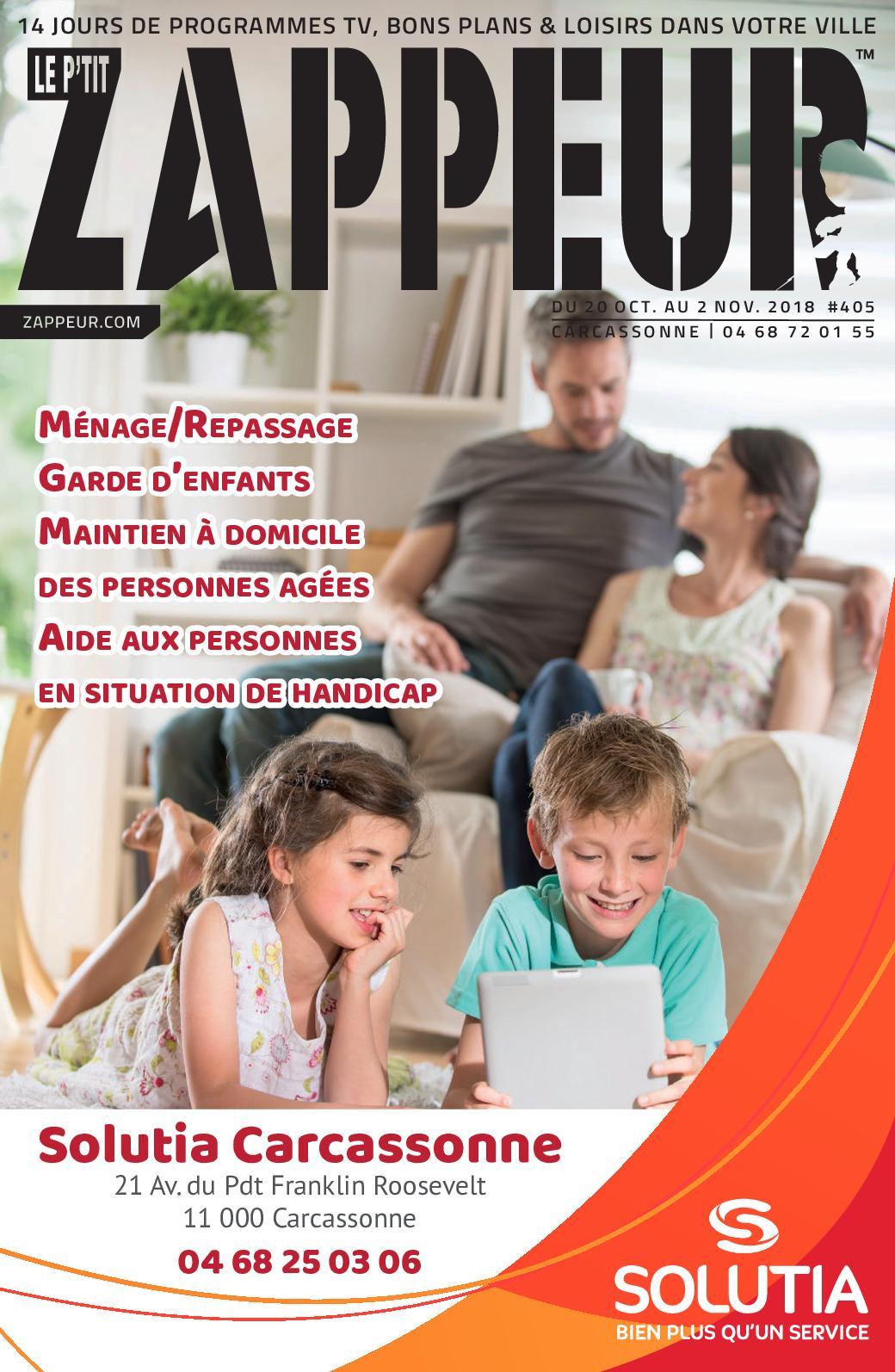 Carcassonne Zappeur 405 Le P'tit Calaméo qzRXn4ta