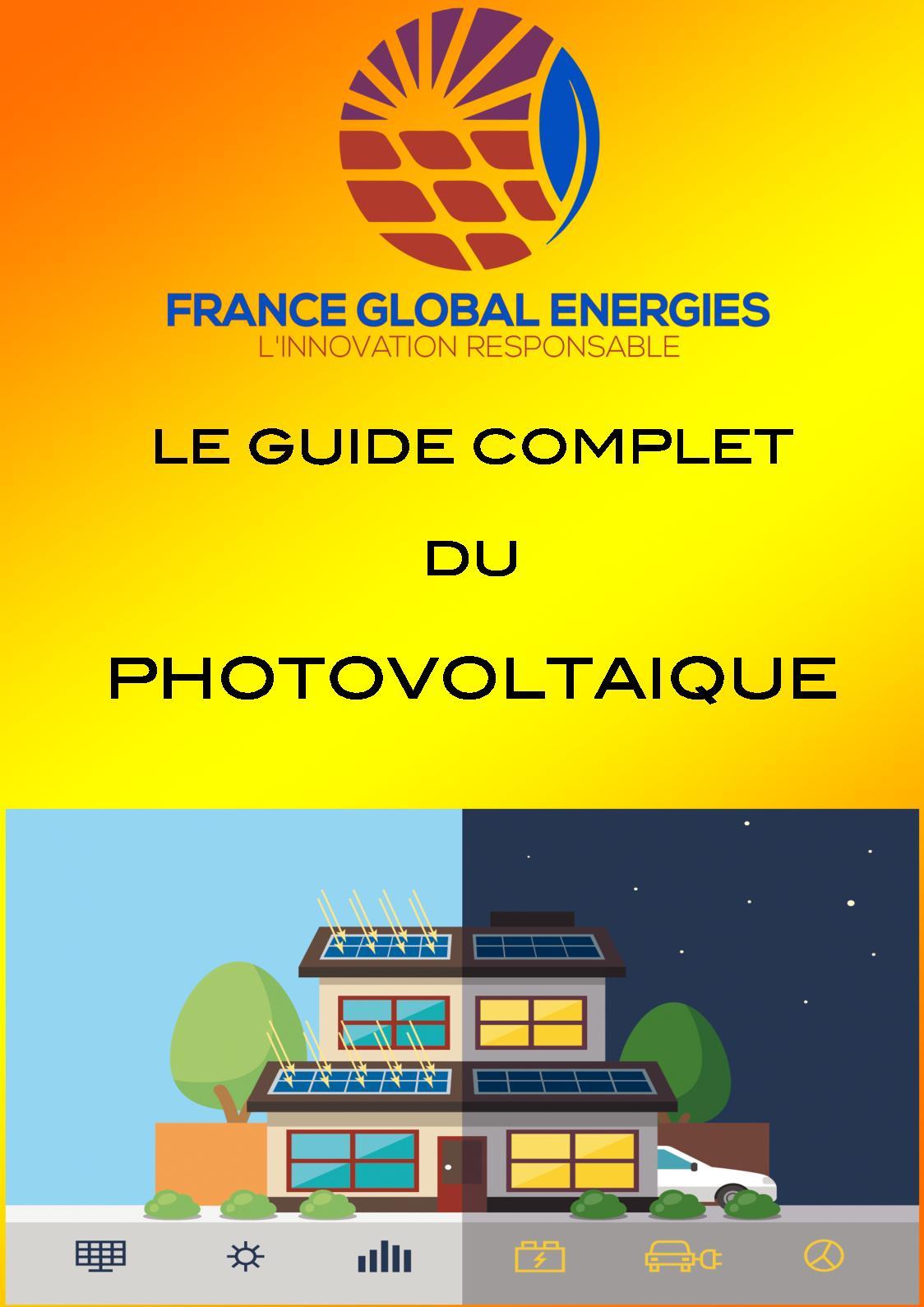 Guide Panneau Photovoltaique 2018