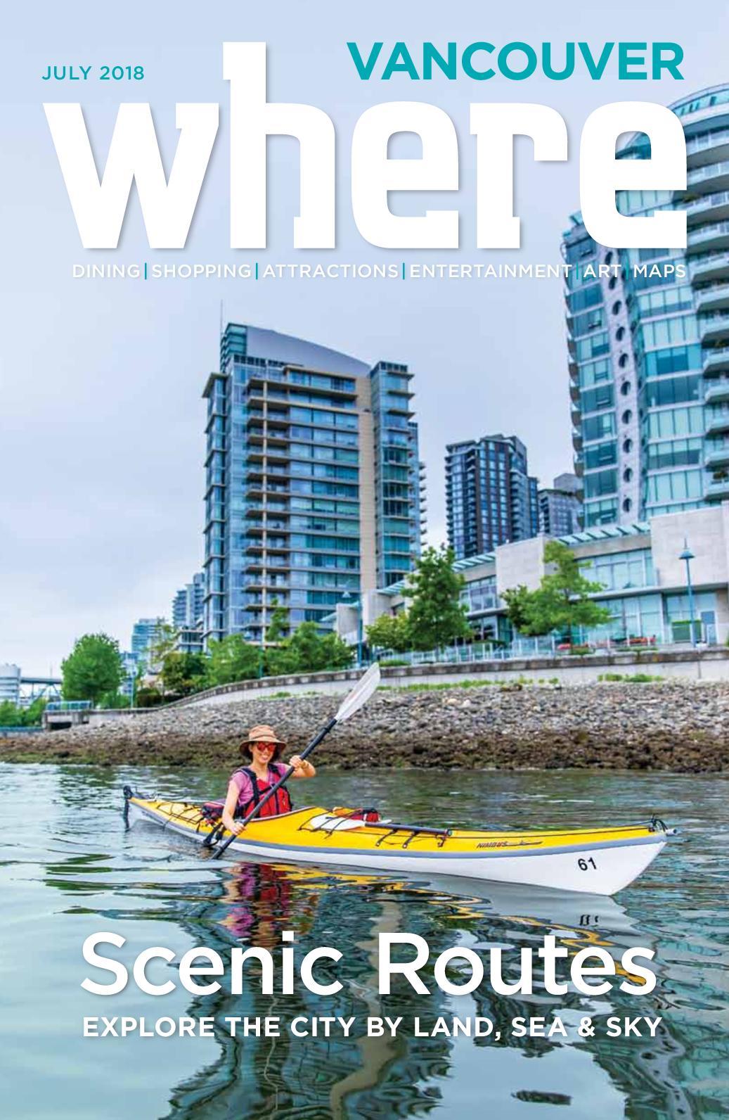 Calaméo - Where Vancouver July 2018 0031392c320d1