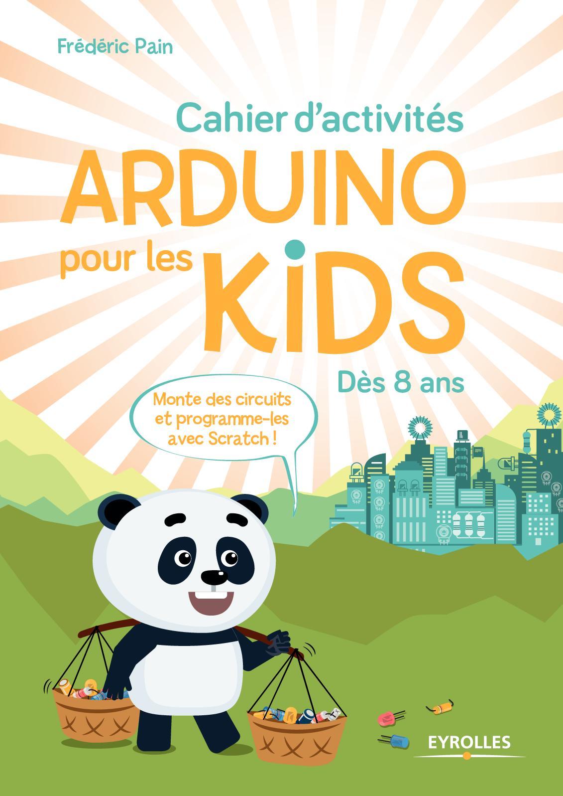 Cahier d'activités Arduino pour les kids - 9782212675696.pdf