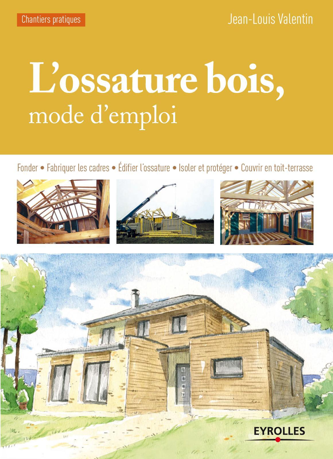 Type de fondation pour maison ossature bois pdf