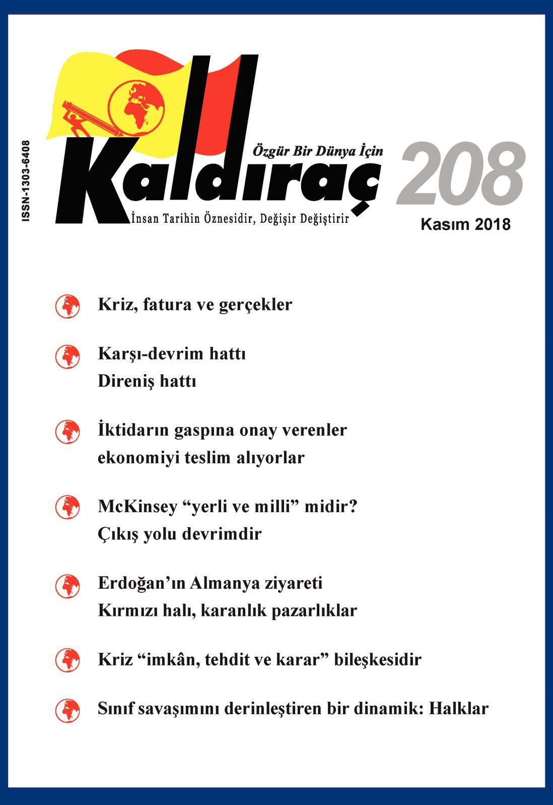 Uğur Gürses: Türkiye petrol ülkesi değil, krizi aşmak için yeni bir hikaye yazmalı 28