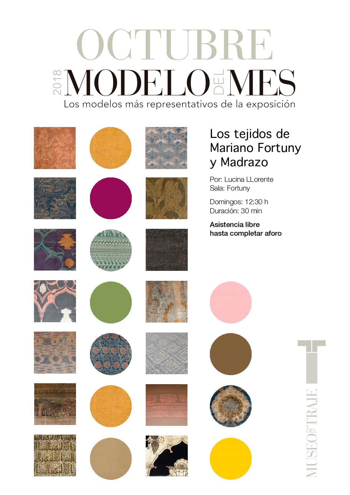 Calaméo - Los tejidos de Mariano Fortuny y Madrazo