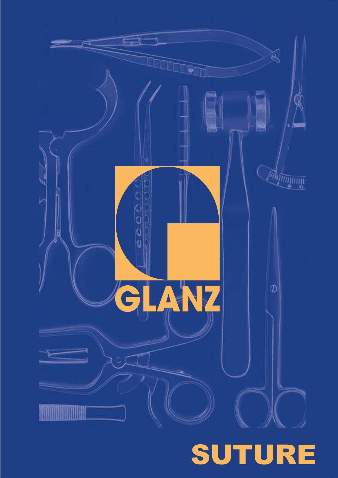 Glanz Catalogo Suture