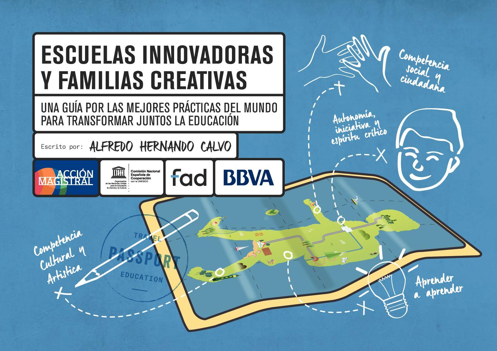 calamo escuelas innovadoras y familias creativas