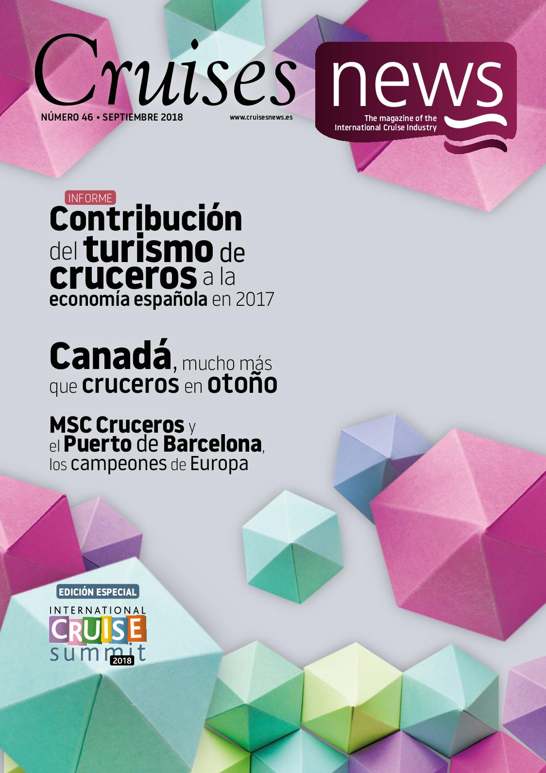 Calaméo - CruisesNews 46 Ed. Esp. ICS 2018