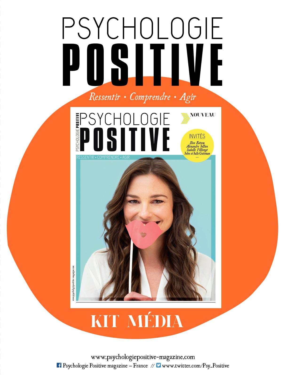 Média kit Psychologie Positive