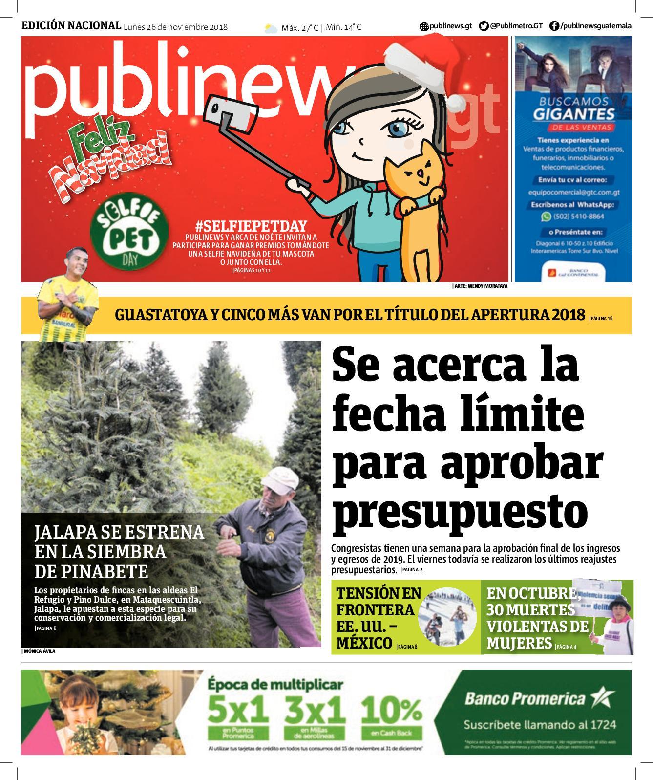 Back page guatemala