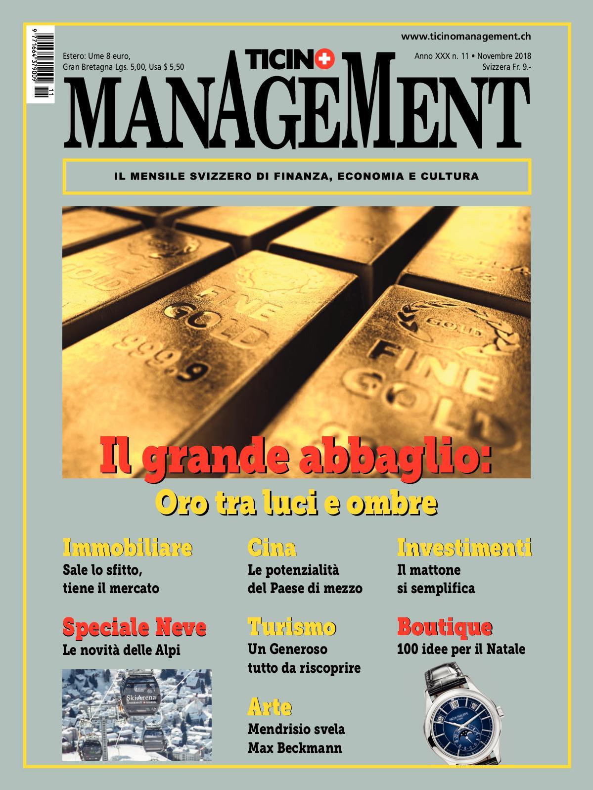 Calaméo - Ticino Management Nov 2018 126c4ef9ce42a