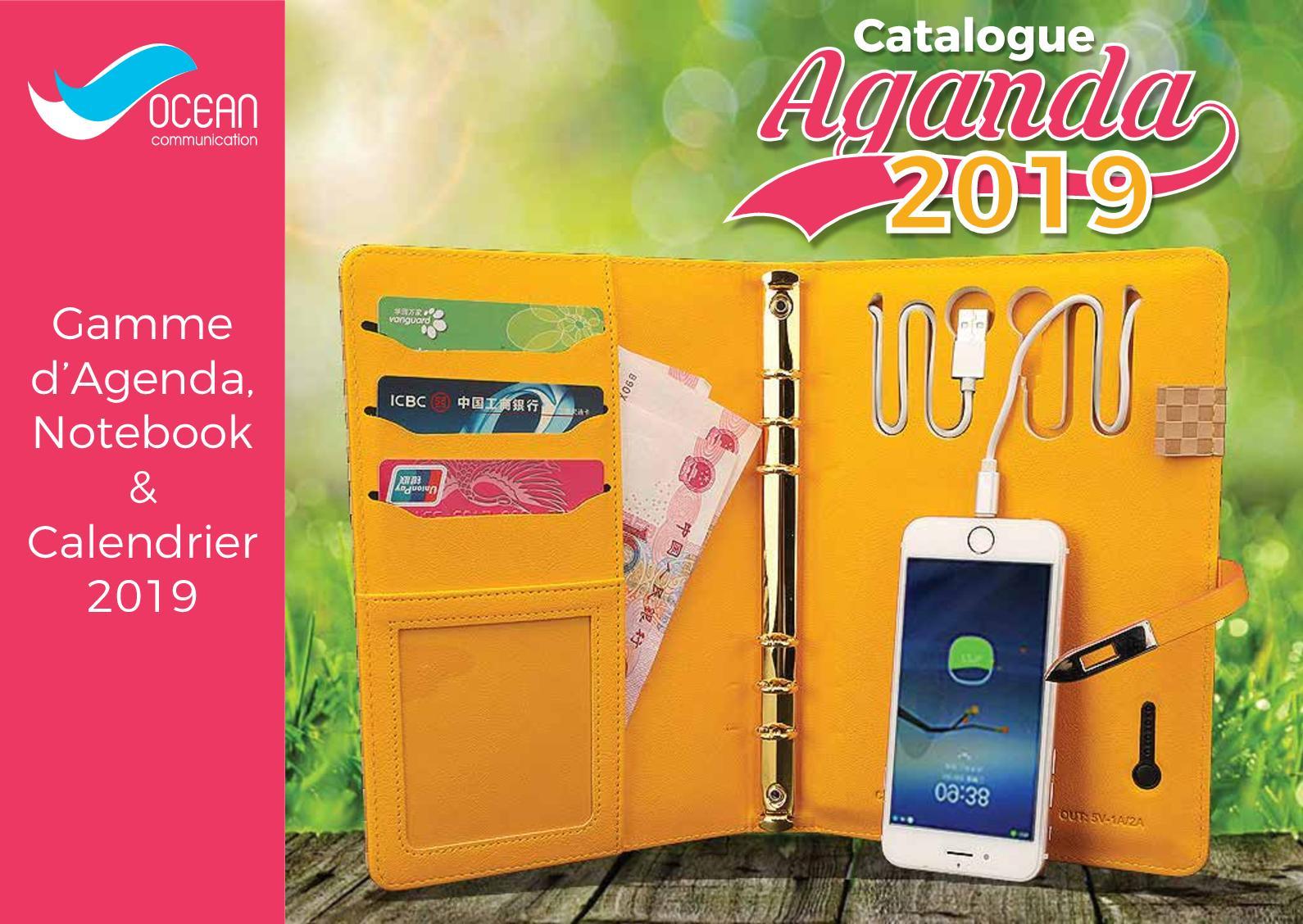 Catalogue Agenda 2019 Web