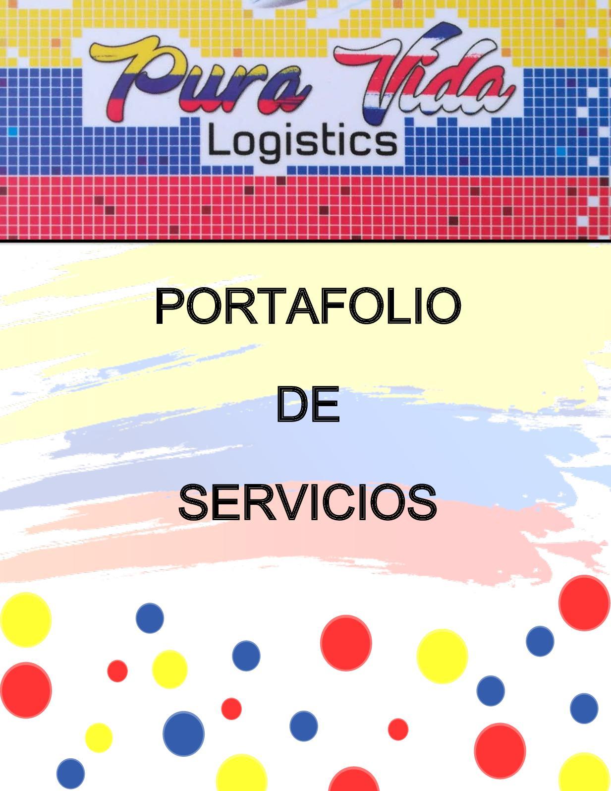 Calam o portafolio pura vida pdf for Pura vida pdf