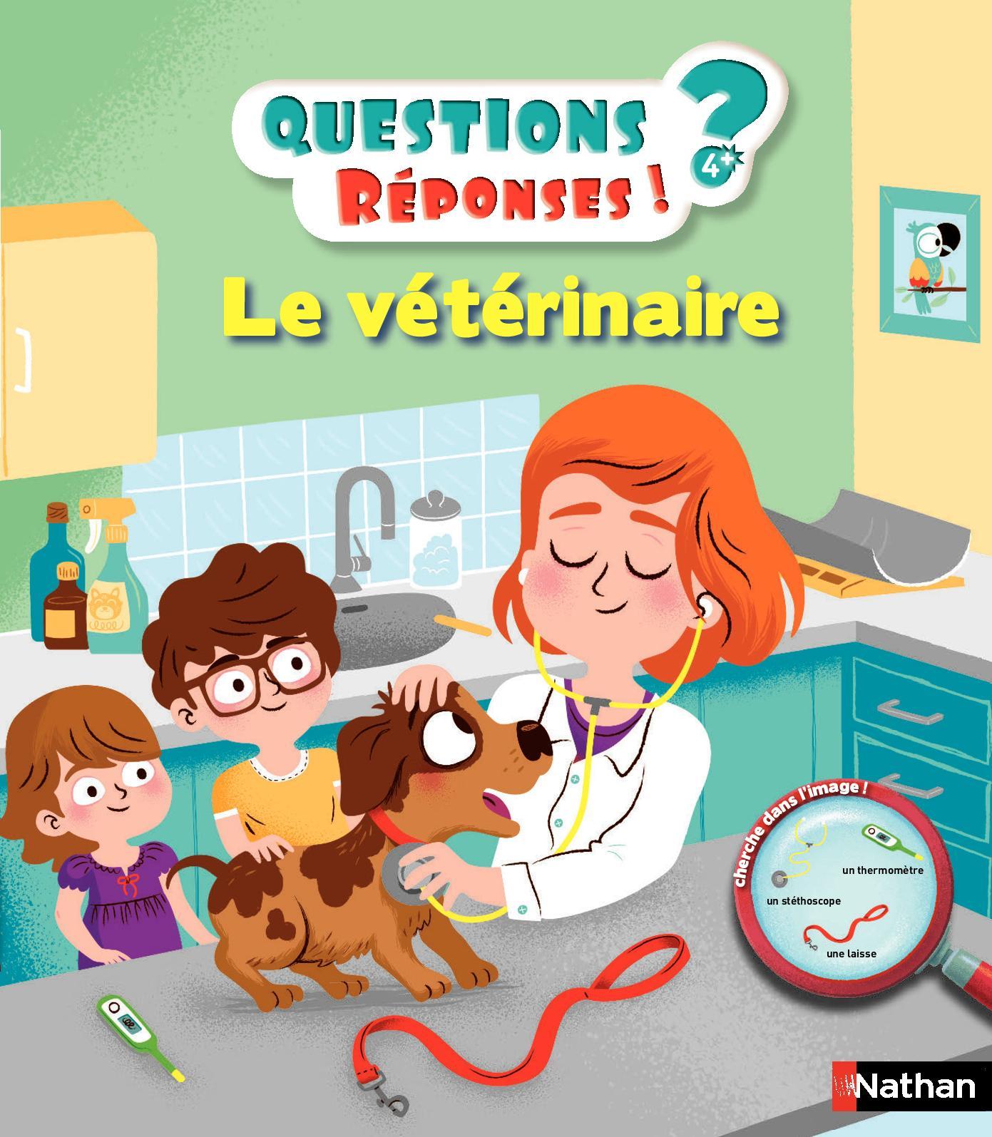 Le vétérinaire - Questions/Réponses - Extrait