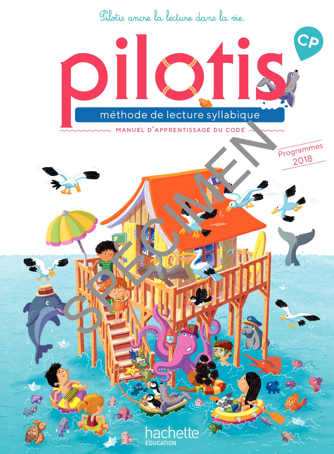 Pilotis CP - Édition 2019 - Manuel de code