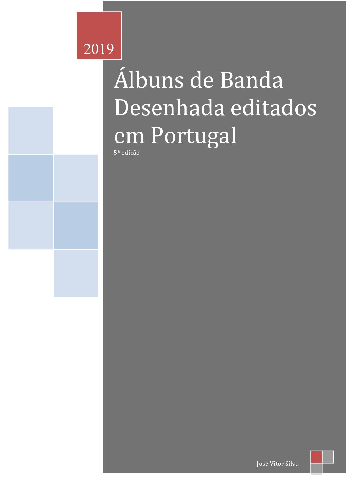 9805db69d7059 Calaméo - Álbuns de BD editados em Portugal  edição 2019