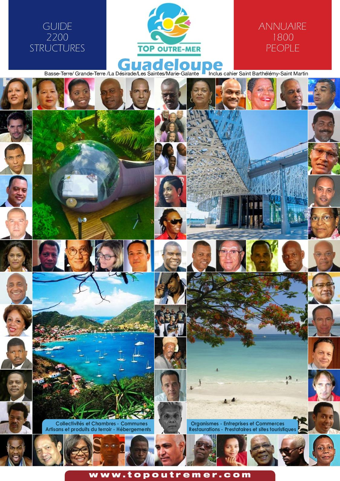 Guide Top Outremer 2018-2019 Guadeloupe St Martin/St Barth.