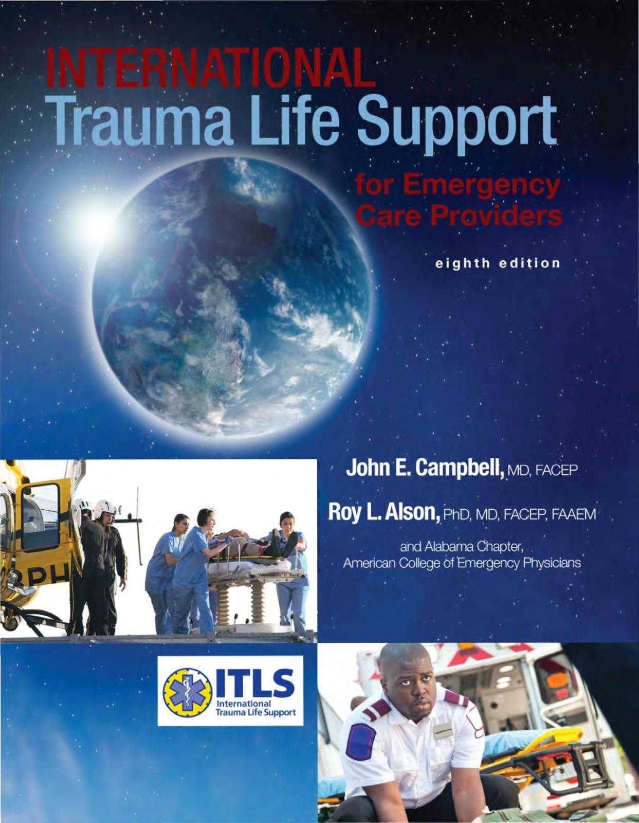 International Trauma Life Support For Emergency Care Providers 8th Edition