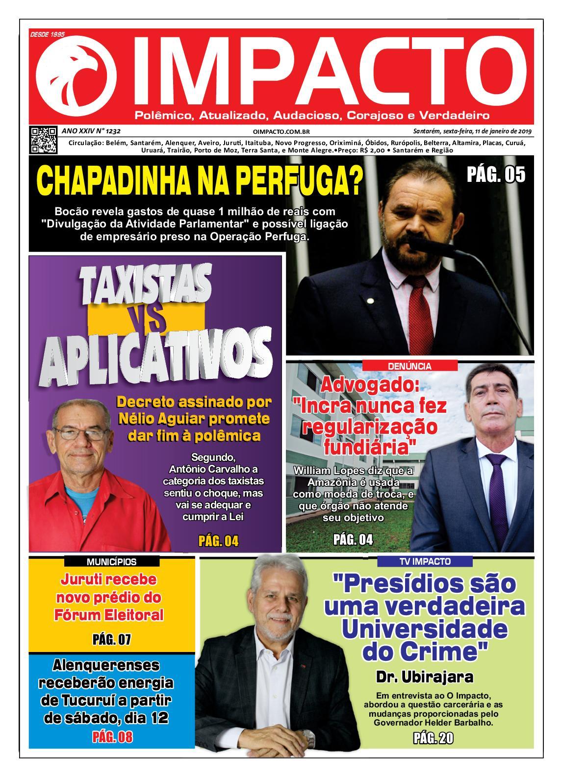 Calaméo - Jornal O Impacto Ed. 1232 4c6608f243bcf