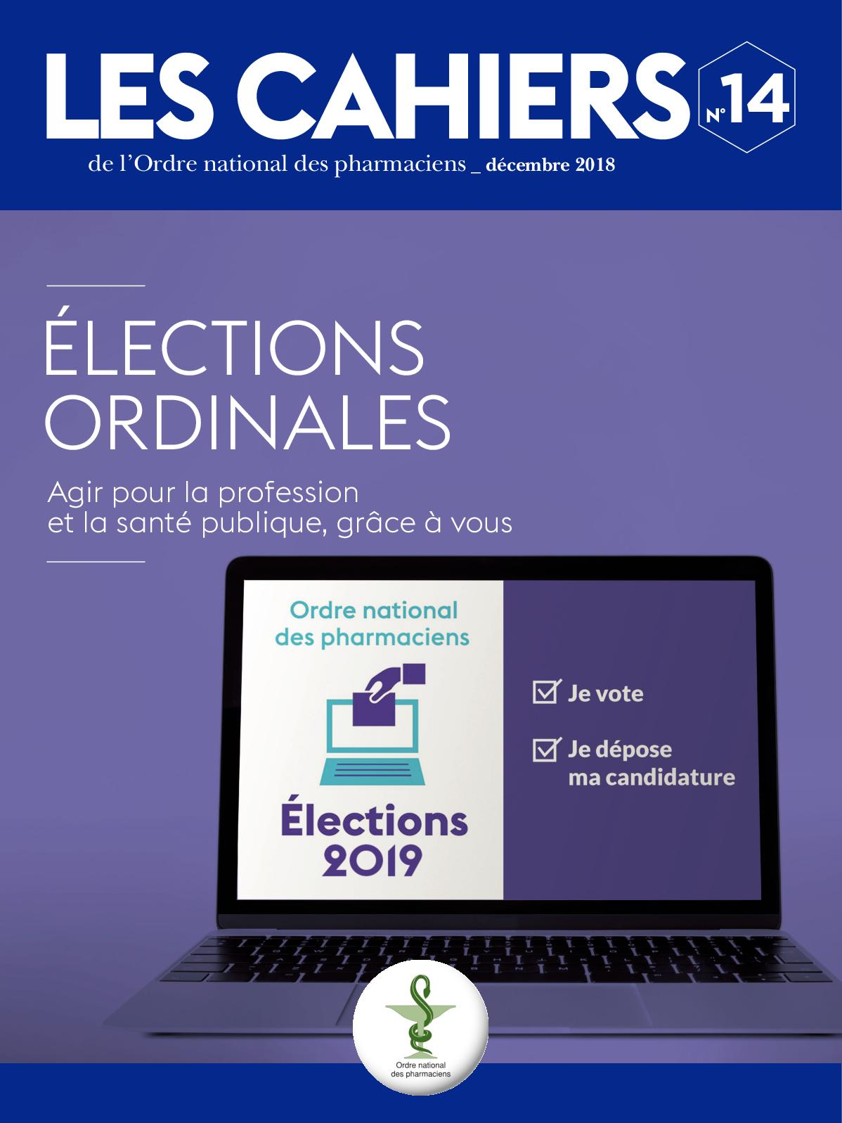 Calaméo - Cahier Thématique n°14 - Elections ordinales aea2c1638804