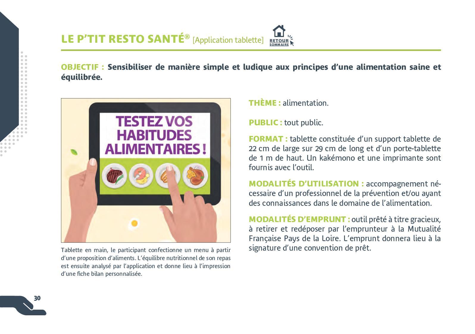 ae1a0a824d Programme Prévention Promotion Santé de la Mutualité Française Pays ...