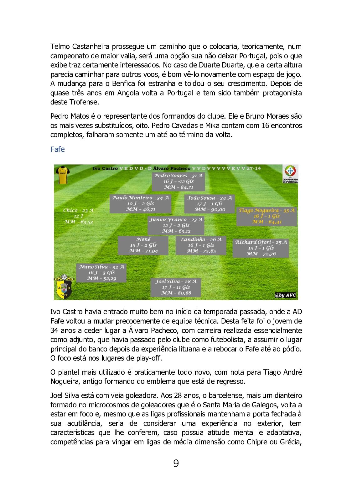 Campeonato De Portugal 1819 1 Volta