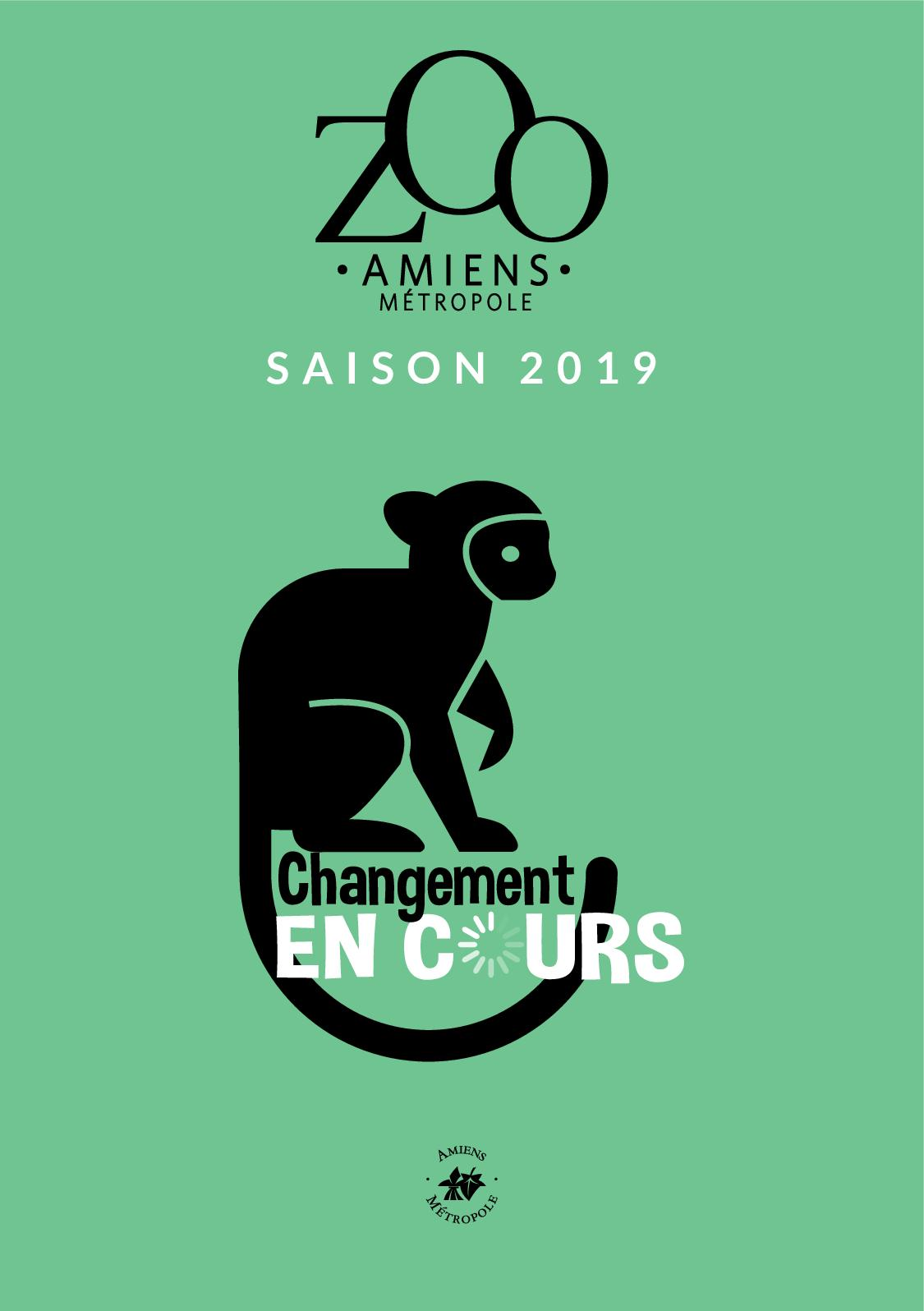 Brochure Zoo d'Amiens Saison 2019