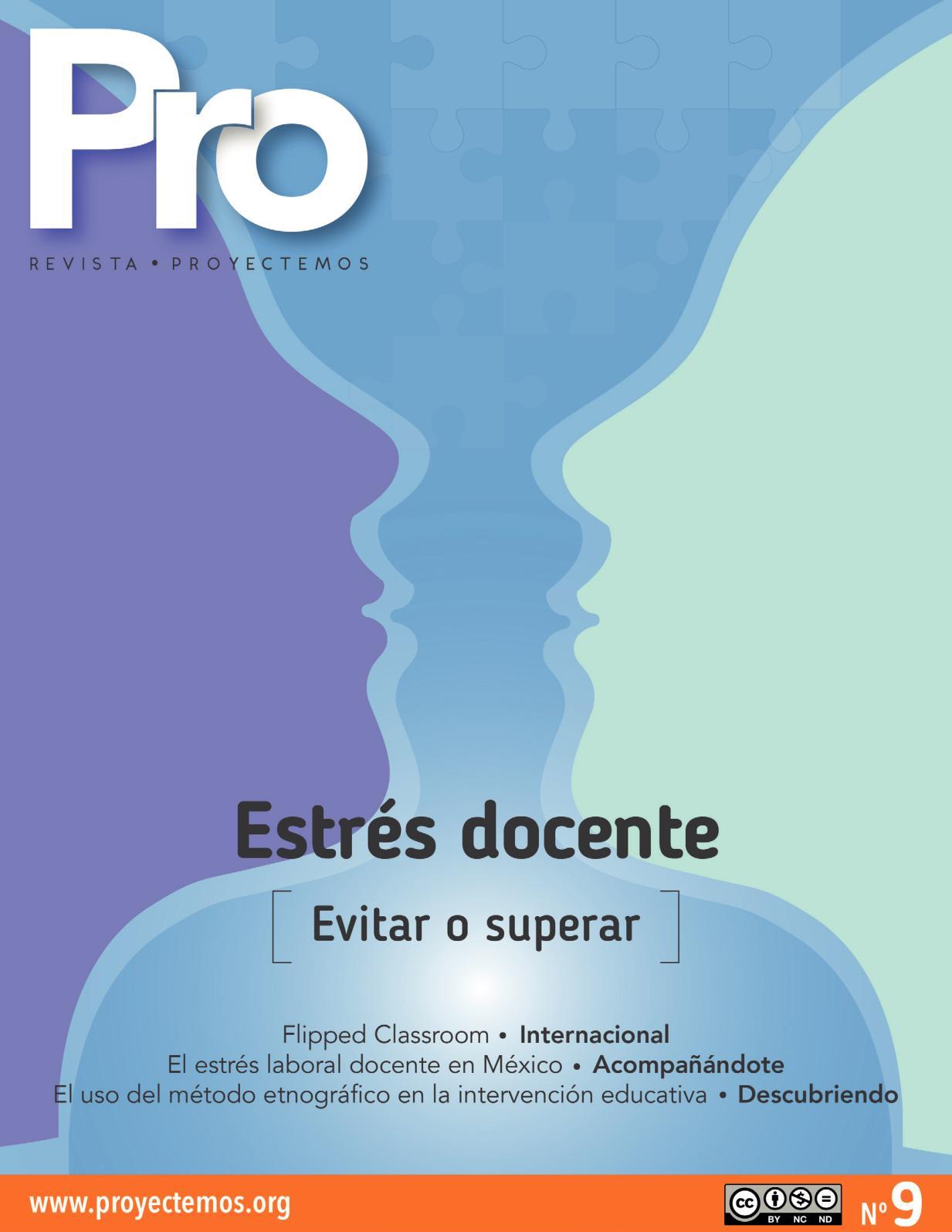 Revista PRO No. 9 Año 2019   Estrés Docente