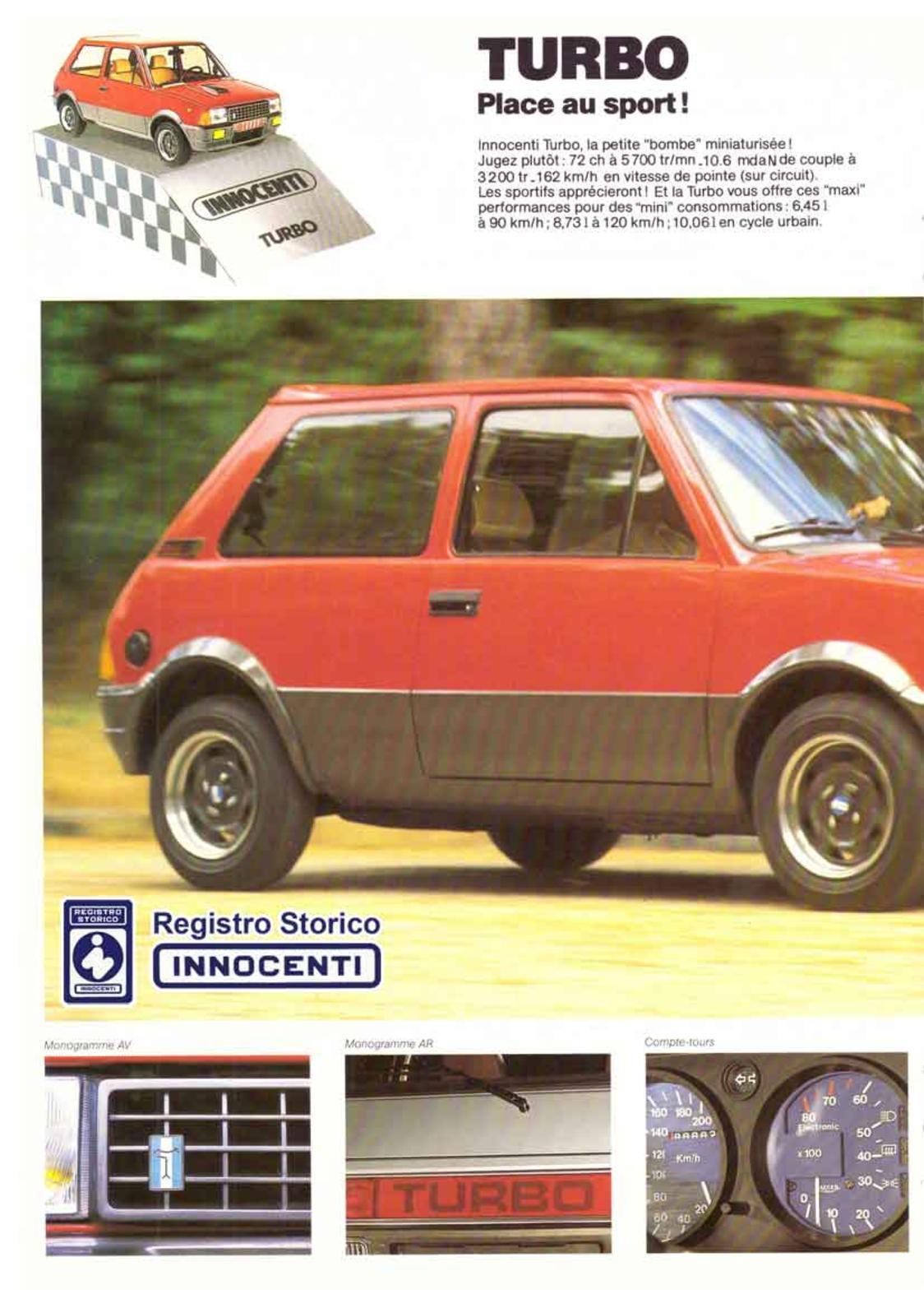 1987 Innocenti France Calameo Downloader