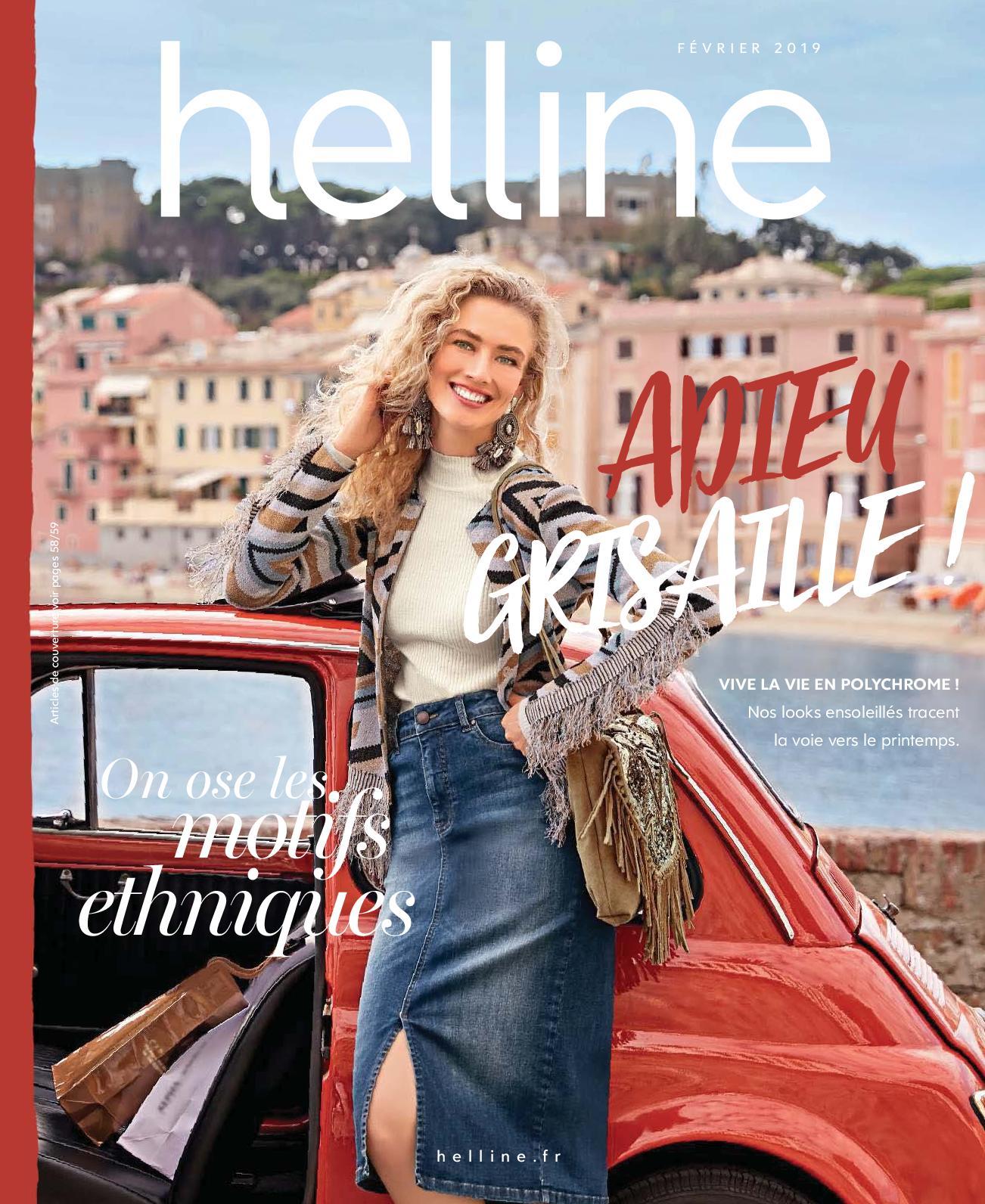 Calaméo - Helline Catalogue Printemps Ete 2019 à consulter 76d8e9ad5bb