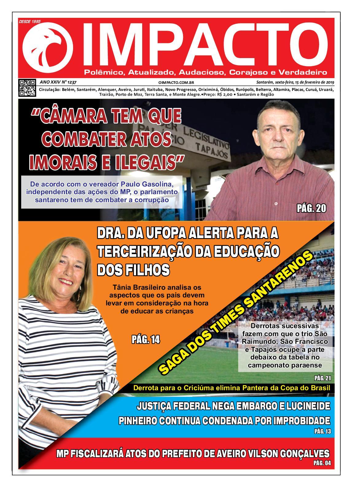 Jornal O Impacto Ed. 1237
