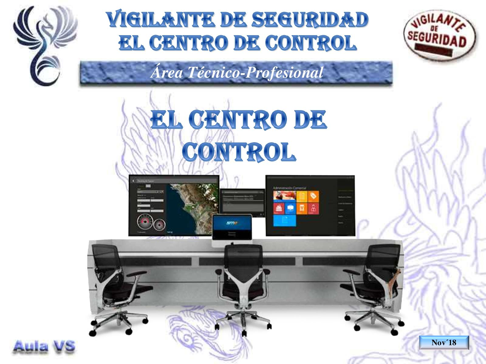 TP04 50 - Centro De Control