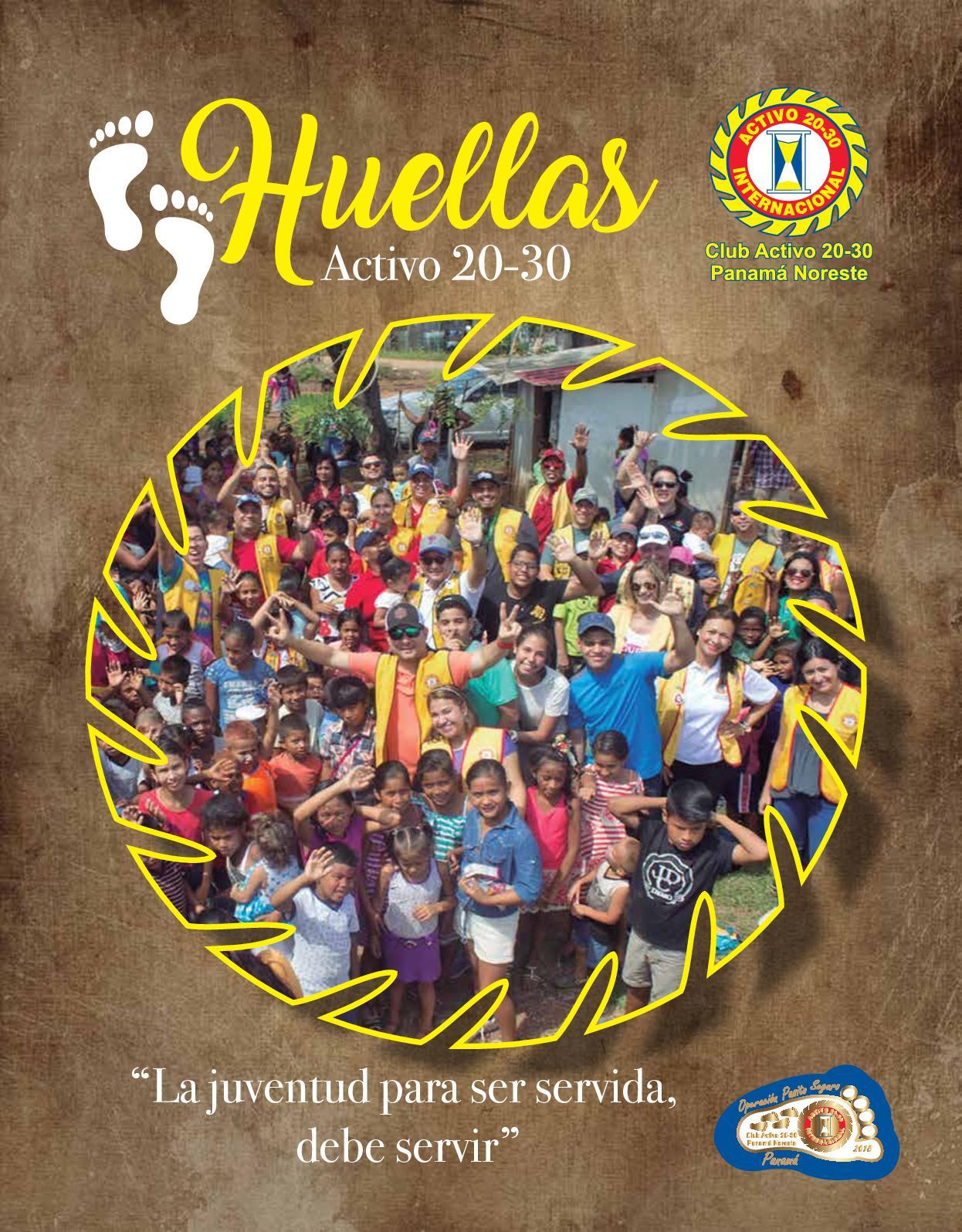 Huellas Activo 20-30 Panamá Noreste
