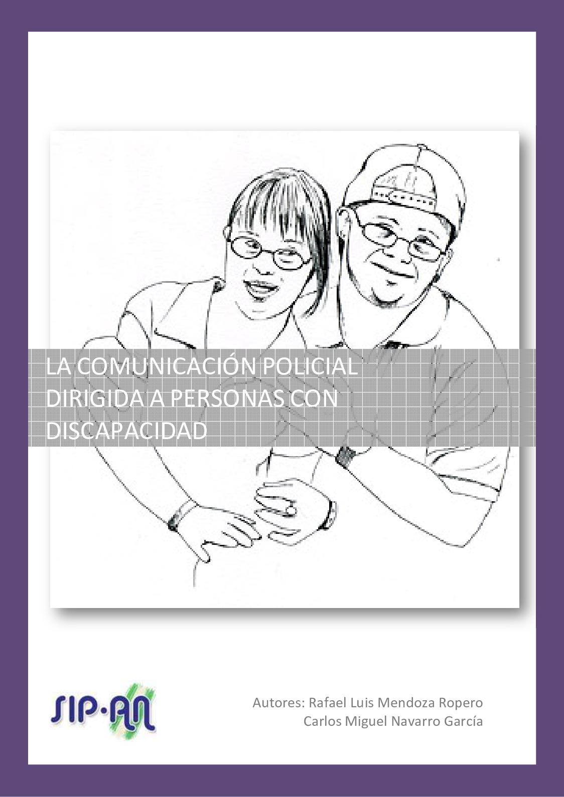 368 La Comunicacion Policial Dirigida A Personas Con Discapacidad
