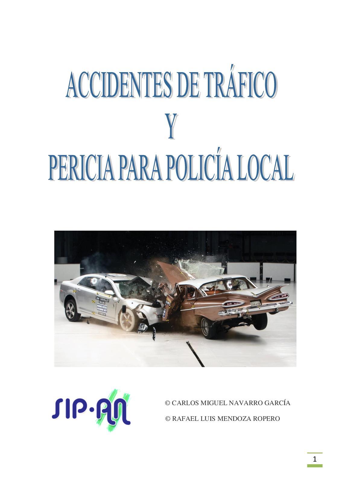 371 Accidentes De Trafico Y Pericia